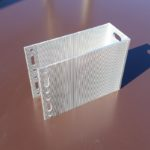 П-Кронштейн фасадный несущий КПН2-150 для Навесных вентилируемых фасадов
