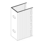 П-Кронштейн фасадный несущий ПКН1-80 для Навесных вентилируемых фасадов