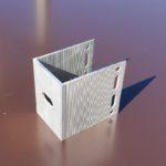 П-Кронштейн фасадный опорный КПО1-80 для Навесных вентилируемых фасадов