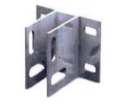 Кронштейны для фасадного остекления t=4мм